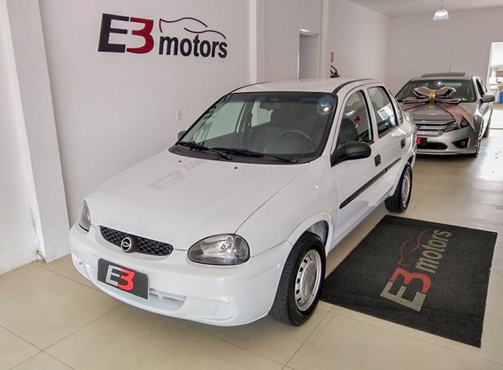 Chevrolet Corsa 1.0 Mpf Wind 8v Gasolina 4p Manual