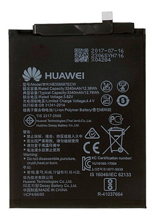 Bateria Huawei P30 Lite Mate 10 Lite Nova 2 Plus Hb356687ecw