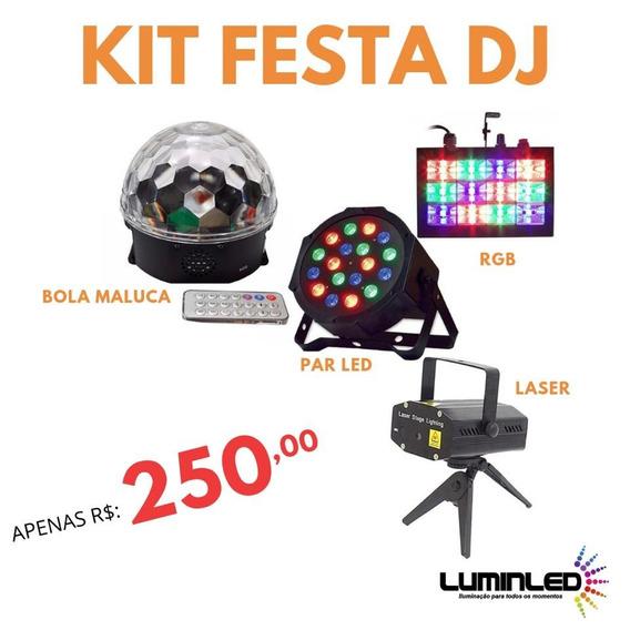 Kit Festa Dj