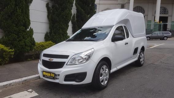 Chevrolet Montana Combo Ls 1.4 Flex Branco Completo 2019