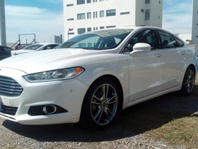 Ford Fusion 2.0 Titanium Plus At