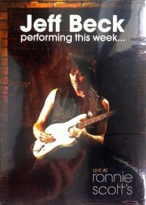 Dvd Jeff Beck Live At Ronnie Scott