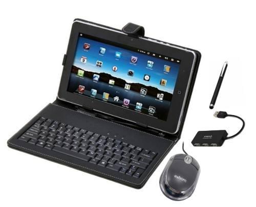 Tablet Função Celular 2 Chips 4g Wi-fi 1gb Ram + Acessórios