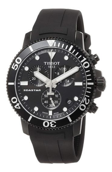 Relogio Tissot T120.417.37.051.02 Seastar 1000 Black