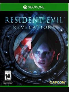 Residen Evil Revelation