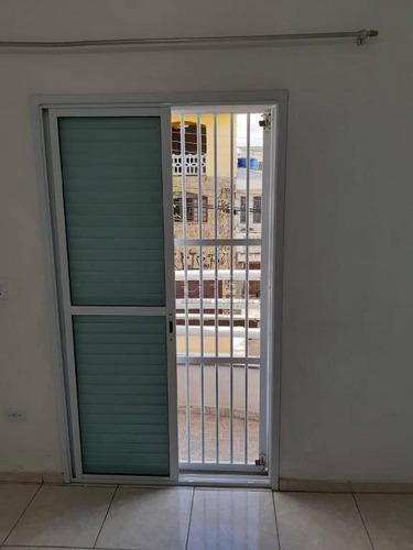 Apto S/ Condomínio Com 2 Dorms 1 Suíte 58 M² Por R$ 240.000 - Jardim - Santo André - Ap12188