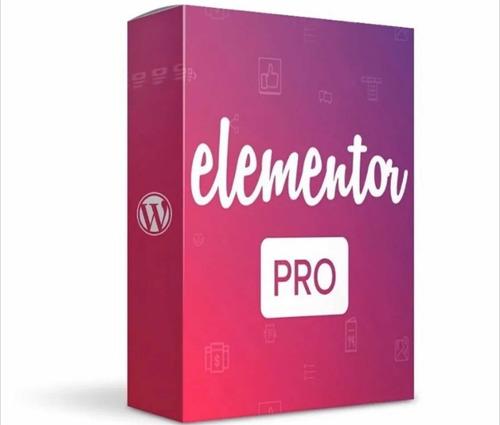 Elementor Pro - Marzo 2020 Full - ¡sitios Ilimitados!