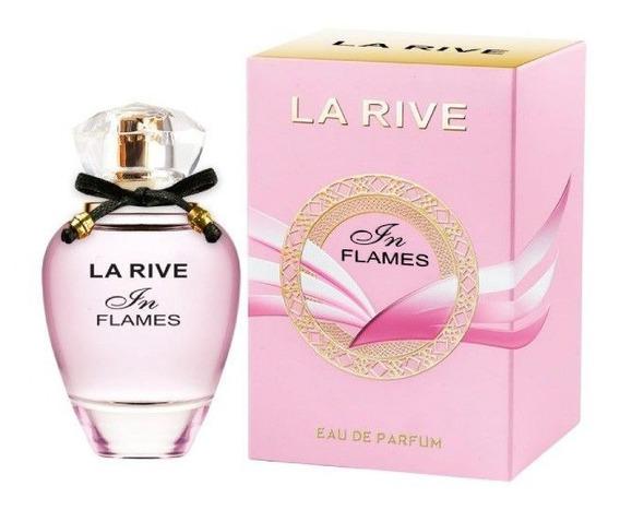La Rive In Flames Eau De Parfum - Perfume Feminino 90ml