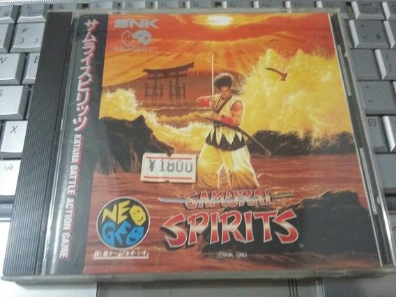 Samurai Shodown 01 Original - Neo Geo Cd