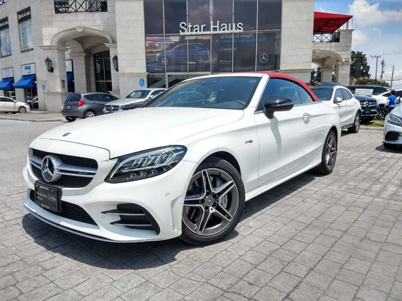 Mercedes Benz Clase C 3.0 43 Amg At 2019
