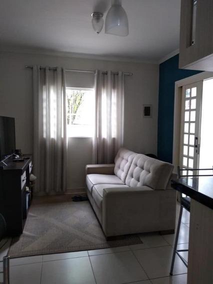 Casa Em Jardim Souto, São José Dos Campos/sp De 69m² 2 Quartos À Venda Por R$ 265.000,00 - Ca177884