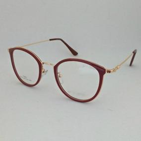 a98ae033f Oculos De Gatinho Vinho Grau - Óculos no Mercado Livre Brasil