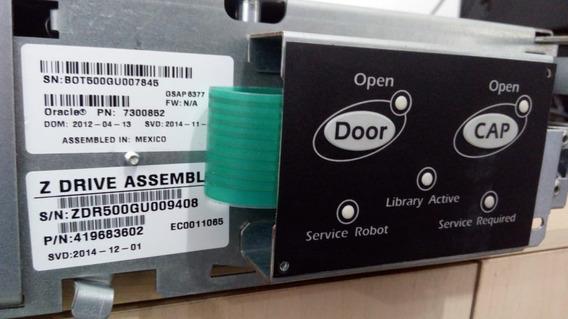 Oracle Storagetek Robot Z Drive Assembly (venda No Estado)