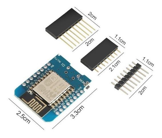 Lolin (wemos) D1 Mini Esp8266
