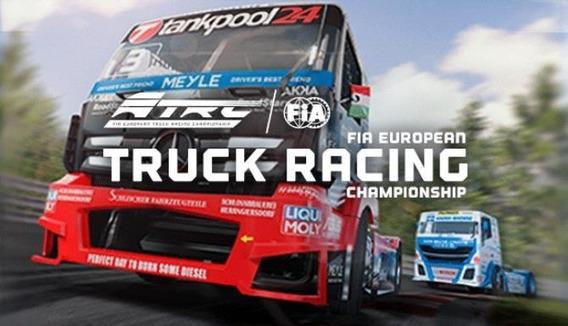 Fia European Truck Racing Championship Pc - Dvd
