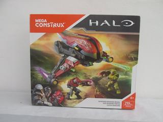 Halo Mega Construx Lucha Banshee Fmm90 219 Pzas