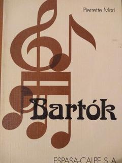 Bartók - Pierrette Mari - Clásicos Música - Nuevo