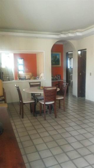 Casa Em Candelária, Natal/rn De 270m² 4 Quartos À Venda Por R$ 360.000,00 - Ca588954