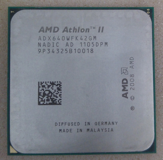 Amd Athlon Ii X4 640 | 4 Nucleos | 3.0 Ghz Socket Am3