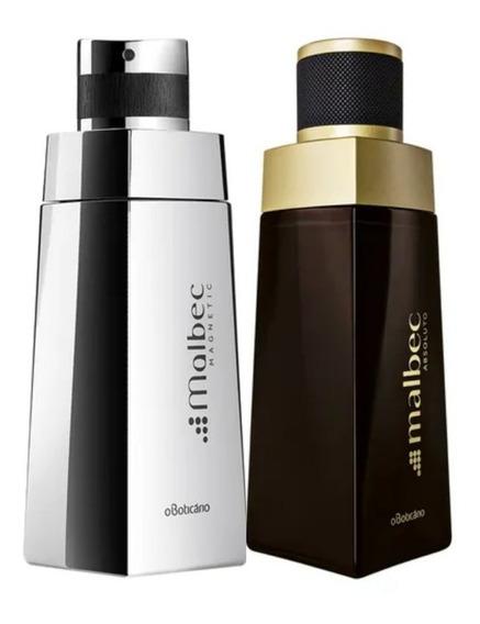 Malbec Absoluto E Malbec Magnético Perfume Masculino