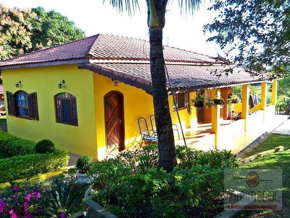 Chácara Residencial À Venda, Parque Das Árvores, Boituva. - Ch0216