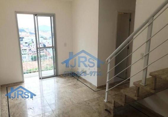 Apartamento Com 2 Dormitórios À Venda, 94 M² Por R$ 280.000 - Panorama (polvilho) - Cajamar/sp - Ap2349