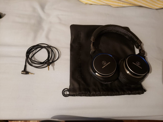 Headphone Audio-technica - Ath-msr7bk - Usado