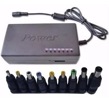 Fonte Carregador Universal Notebook E Laptop 12v A 24v Zc