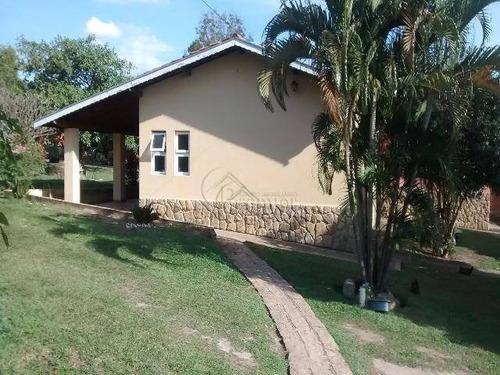 Chácara Com 5 Dormitórios À Venda, 2200 M² Por R$ 1.000.000,00 - Altos Da Bela Vista - Indaiatuba/sp - Ch0065