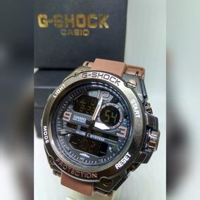 Relógio Exclusivo Barato Masculino Analógico E Digital + Cx