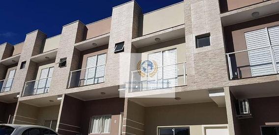 Casa Com 2 Dormitórios À Venda, 71 M² Por R$ 397.500,00 - Parque Rural Fazenda Santa Cândida - Campinas/sp - Ca0962