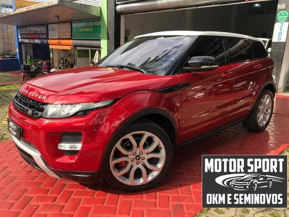 Land Rover Evoque Dynamique 2.0 16v 4wd Gasolina