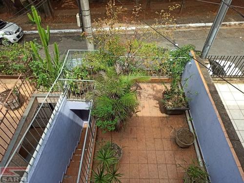Imagem 1 de 11 de Sobrado Vago - Vila Romero - Com Terraço Na Frente  - St19054