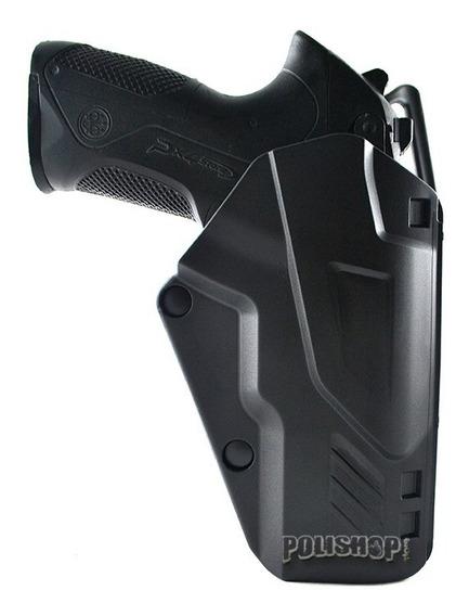 Funda Pistolera Tactica Nivel 2 Para Pist Beretta Px4 Storm