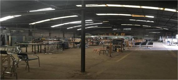 Nave Industrial Sobre 7800 M2 S/ Ruta3 Altura Km 26,700 En Gregorio De Laferrere