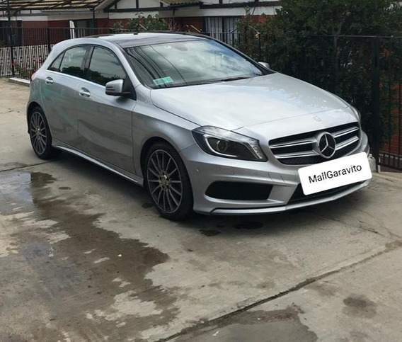 Mercedes Benz A 200 1.6 Blueefficiency Kit Amg Mt 2015