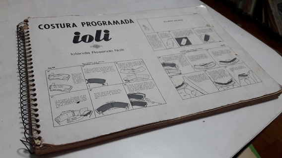 (815) Metodo Costura Programada Ioli Iolanda Resende Niolli