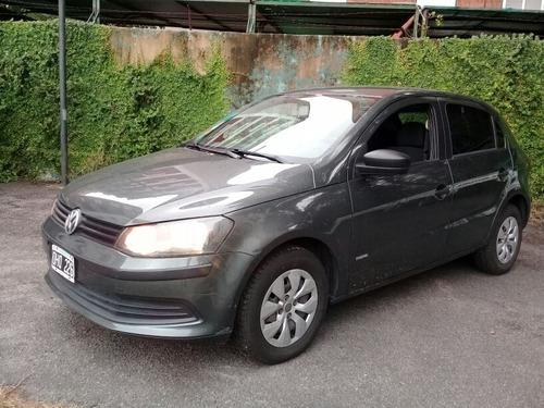 Volkswagen Gol Trend 1.6 Trendline 101cv 2014