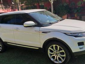 Land Rover Evoque Prestige 2011/2012 Branco 5 Portas