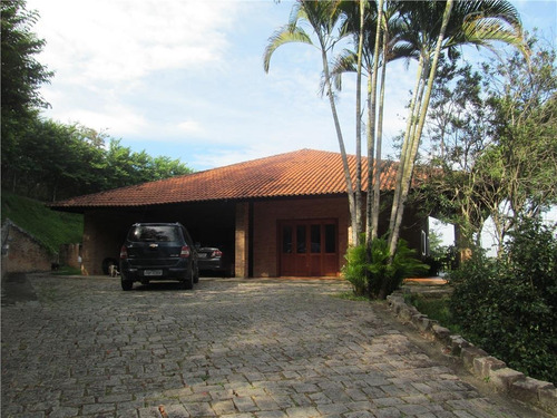 Chácara Com 3 Dormitórios À Venda, 12100 M² Por R$ 3.000.000,00 - Cachoeira - Vinhedo/sp - Ch0013