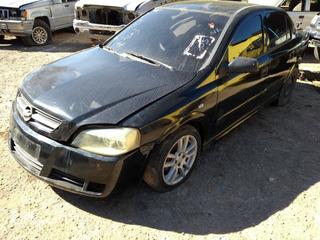 Sucata Astra Cd 2.0 2004 Gasolina Gnv Manual