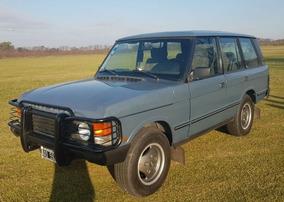 Land Rover Range Rover 300 Tdi Original De Fabrica.