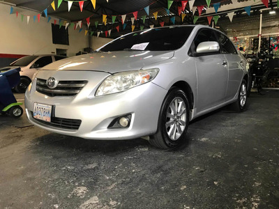 Toyota Corolla Gli Automático