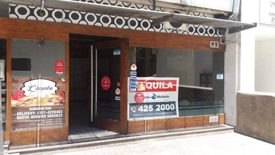 Local Alquiler Apto Gastronomía Nueva Córdoba