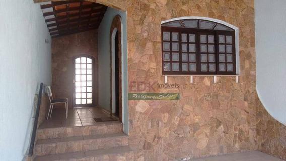 Vende-se Excelente Casa No Jardim Ana Emília - Ca1891