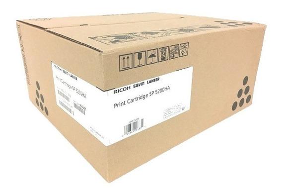Cartucho Toner Ricoh Sp-5210 Original - Sp-5210 / Sp-5200