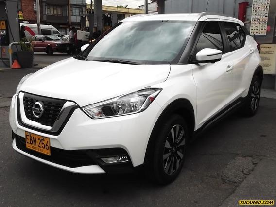 Nissan Kicks Exclusive 1.6