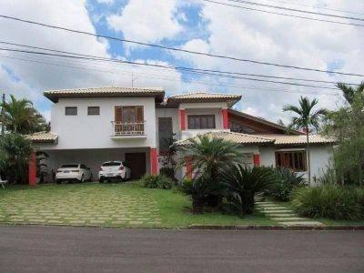 Casa Com 4 Dormitórios À Venda, 460 M² Por R$ 2.390.000 - Sítio Recreio Dos Cafezais - Valinhos/sp - Ca5239