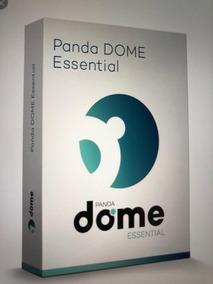Panda Dome Essential 2019 1 Ano 5 Pc Leia Anuncio