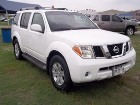 Nissan Pathfinder Le Piel Luxury 4x4 At